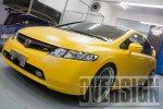 New Civic Envelopamento Líquido Power, Power Revest Amarelo (27)