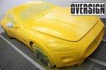 Maserati Amarelo envelopada - oversign - power revest amarelo - plotagem amarelo Maserati (29)