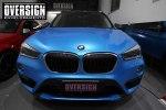 Nova BMW X1, nova x1, bmw x1, bahama blue, adesivo brilhante, envelopamento brilhante, Grand Brasil, BMW Grand Brasil, oversign, (18)